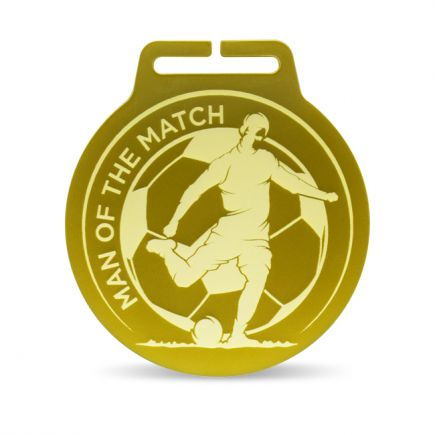 Man of the Match Medal