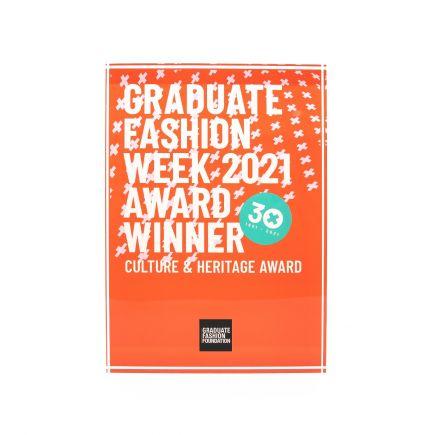 Clear Cast Acrylic Award Large