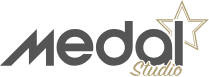 Medal Studio Website Logo